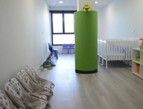 Aula 1 de la Escuela Infantil Projardin Valdebebas implantada por Afandecor.